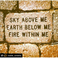 Repost @noble_omerta with @repostapp: SKY ABOVE ME  EARTH BELOW M  ti  noble omerta Repost @noble_omerta with @repostapp