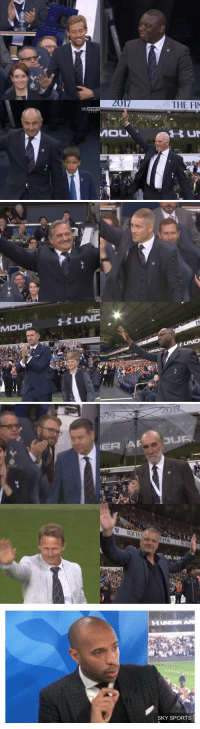 All those legends at White Hart Lane yesterday..  Yet the only man in the stadium to win a Premier League at that ground was in the studio 😂 https://t.co/lT9ii6aIy0: Sky SPORTS  LIVE  MOU  THE FIN   MOLUP  Sky SPO  MAAMOLP  UND   ER AF-3U  ㅎ TOITEI  /(SPUR ::10 DAR  ER AP  O   HUNDER AR  SKY SPORTS All those legends at White Hart Lane yesterday..  Yet the only man in the stadium to win a Premier League at that ground was in the studio 😂 https://t.co/lT9ii6aIy0