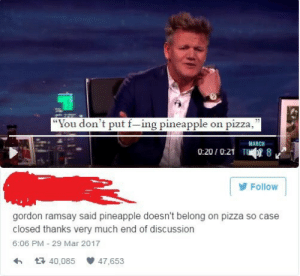 "slaanesh-is-my-boy:  randomnightlord: prison-mikes-bandana:  The long argued debate is finally over!!!   VICTORY  i dont care what gordon fucking ramsay said, i love pinaple on pizza and Malice take you all   ""Bolter to the face it is"" : slaanesh-is-my-boy:  randomnightlord: prison-mikes-bandana:  The long argued debate is finally over!!!   VICTORY  i dont care what gordon fucking ramsay said, i love pinaple on pizza and Malice take you all   ""Bolter to the face it is"""