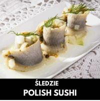 polishing: SLEDZIE  POLISH SUSH