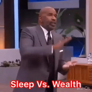 Ass, Shit, and Tumblr: Sleep Vs. Wealthu al-b-damned: olivethecreative:   goawfma:   steve LOUD and WRONG   i know this a damn fuckin lie bc rich people don't even fuckin work. they just exploit others to do everything, so they ain't got shit else to do but sleep and ruin our lives.    Rich people sleep and vacation they ass off.  From rags to riches, sure. Maybe until they reach wealth status.   But most income is inherited on this planet. Them niggas got all the time in the world to research, plan, develop, and create new modules and be tastemakers because they don't have to work to Survive. They are focused on legacy and the rest of us are focused on living.