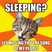 Sunday Vibes: SLEEPING  THE SONG  DEMY PEOPLE  meme com Sunday Vibes