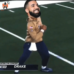 Happens to the best of us Drizzy https://t.co/TYy71DDcBj: SLEFADAMS  AFTER THE CONCERT  DRAKE  QB 6 Happens to the best of us Drizzy https://t.co/TYy71DDcBj