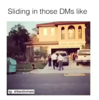 ⠀ 🌱She Needs Some Milk! 😂: Sliding in those DMs like  ig  a best vines ⠀ 🌱She Needs Some Milk! 😂