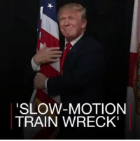 Anaconda, Donald Trump, and Memes: SLOW-MOTION  TRAIN WRECK Via: @bbcnews - 28 APR: A former US State Department leader, who was forced out under President Donald Trump, says the first 100 days have been worse than he ever imagined. Photos courtesy: Getty More analysis: bbc.in-100Days StateDepartment Trump President US POTUS DonaldTrump Nuclear Russia NorthKorea Putin Countryman @StateDept @POTUS @realDonaldTrump BBCShorts BBCNews @BBCNews @pmwhiphop