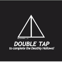Have a great day !! QOTP Who is your favorite Harry Potter character ?: @SLUGHORNS  II IG  DOUBLE TAP  to complete the Deathly Hallows! Have a great day !! QOTP Who is your favorite Harry Potter character ?