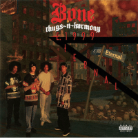 "Bone Thugs N Harmony, Celtic, and Memes: SM-harmony  19 9  thugs-i  E 1999 Eternal  A.  CELTIC  PAREN TAL  ADVISORY  EXPLICIT CONTENT 22 years ago today, Bone Thugs-N-Harmony released their album ""E.1999"" 🔥💯 https://t.co/Vqj4qWebyy"