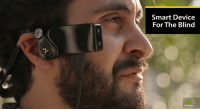 Memes, Navigation, and Nvidia: Smart Device  For The Blind  nVIDIA This device may help blind people visualize and navigate the world around them.