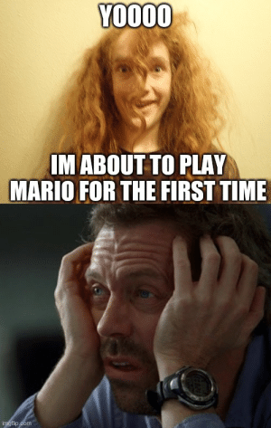 Smartass Dan Plays Mario For The First Time: Smartass Dan Plays Mario For The First Time