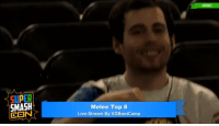 Bad, Mrw, and Smashing: SMASH  CON  Melee Top 8  Live-Stream By VGBootCamp  SC MRW my girlfriend tells me popcorn is bad for my health