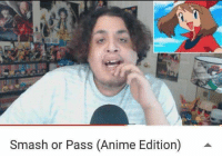 This boy ugly AF: Smash or Pass (Anime Edition) This boy ugly AF
