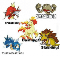 Nigel!: SMASHING!  SPLASHING!  Dashing  smashing!  THRASHING! Nigel!