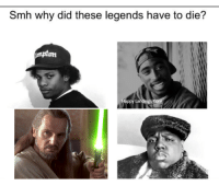 RIP: Smh why did these legends have to die?  Happy Landings Cor RIP
