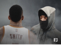 Hood, Step, and Open: SMITH JR: shoot the open three  Inner JR: nah that ain't your shot. Take a side step, and shoot a contested fadeaway three https://t.co/NG7C8FFLWS