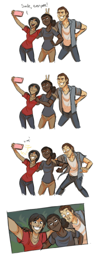 sketchupnfries:  Perfect pic, Chloe Some more Uncharted: The Lost Legacy shenanigans. I really wanted Chloe and Nadine to take a selfie together in the game. : Smle, ereryone!   s naf sketchupnfries:  Perfect pic, Chloe Some more Uncharted: The Lost Legacy shenanigans. I really wanted Chloe and Nadine to take a selfie together in the game.