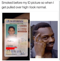 Smart af 😂 @weedhumor: Smoked before my ID picture so when I  get pulled over high l look normal  CALIFORNIA  IDENTIFICATION CARD  ID Y4985905  Exp 01/06/2023  DOB 01/06/1999  AGE 21 IN 2020  LN AGUIRRE  FN ANTHONY LUIS  SEX M  HAIR BRN  EYES HZL  HGT 5-10 WGT  120 lb  ISS  DD02/28/2017619BTUBBFO 23  02/28/2017 Smart af 😂 @weedhumor