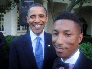 smoking-crack-with-satan:  iarmaniblanco:  Why does this picture look like Obama is Pharrell's dad seeing him off for his Junior Prom?  is he not??? : smoking-crack-with-satan:  iarmaniblanco:  Why does this picture look like Obama is Pharrell's dad seeing him off for his Junior Prom?  is he not???