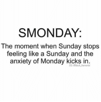 @black_humorist put himself on the map with this meme, recognize the creators: SMONDAY:  The moment when Sunday stops  feeling like a Sunday and the  anxiety of Monday kicks in  humorist @black_humorist put himself on the map with this meme, recognize the creators