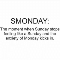 🔷🔹 Smonday night blues 🔹🔷 Sunday adulting: SMONDAY:  The moment when Sunday stops  feeling like a Sunday and the  anxiety of Monday kicks in 🔷🔹 Smonday night blues 🔹🔷 Sunday adulting