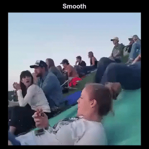 Funny, Memes, and Smooth: Smooth RT @StumblerFunny: For more funny videos follow @StumblerFunny or visit https://t.co/wXxwph26cH https://t.co/lB8FC08kMG
