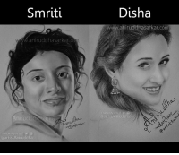 Who Is Your Favourite? :D Like (👍) for Smriti Mandhana Love (❤) for Disha Patani Sketches By Me~ Aniruddha Sarkar Like👉 Aniruddha Sarkar 👌 for more awesome drawings: fb.com/artistAniruddha ~ www.aniruddhasarkar.com ~: Smriti  Disha  aniruddhasarkan.com  aniruddhasarkar.co  Arts f  artistAniruddha  G1  Follow My Arts f  @artistAniruddha Who Is Your Favourite? :D Like (👍) for Smriti Mandhana Love (❤) for Disha Patani Sketches By Me~ Aniruddha Sarkar Like👉 Aniruddha Sarkar 👌 for more awesome drawings: fb.com/artistAniruddha ~ www.aniruddhasarkar.com ~