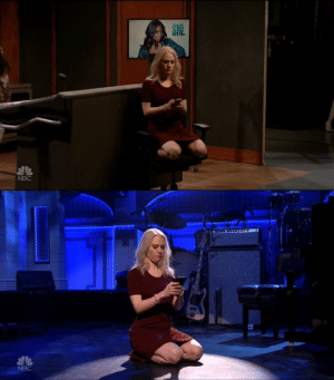 bob-belcher:  bob-belcher: Kate McKinnon has been shown twice while SNL has gone to commercial tonight as Kellyanne Conway texting while sitting on her knees and a 3rd time : SN  NBC   IN  NBC bob-belcher:  bob-belcher: Kate McKinnon has been shown twice while SNL has gone to commercial tonight as Kellyanne Conway texting while sitting on her knees and a 3rd time
