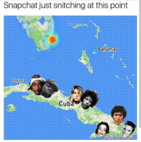 4chan, Black Lives Matter, and Food: Snapchat just snitching at this point  Bahamas  Havana  Santiago de cuba dankmemes edgy gaming meme tagforlikes fun like memes music humor funny fights relate goals blacklivesmatter lgbt cringe 4chan tumblr nintendo bodybuilding twitter news model food foodporn lmao lmaoo