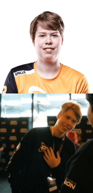 Tumblr, Blog, and How: SNILL   ON pleaseplayfragi:  how tf did snillo age like 7 years during season one