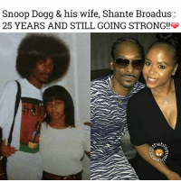 If I take the time to make it into a meme, it has to be worthy, and Black love most definitely is. ❤ SnoopDogg ShanteBroadus BlackLove theblaquelioness: Snoop Dogg & his wife, Shante Broadus:  25 YEARS AND STILL GOING STRONG!!  3 If I take the time to make it into a meme, it has to be worthy, and Black love most definitely is. ❤ SnoopDogg ShanteBroadus BlackLove theblaquelioness