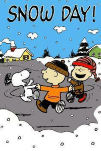 """""""It's Snowing......It's Snowing........It's Snowing!!!""""  #dvshr courtesy: Holidays with Snoopy: SNOW DAY! """"It's Snowing......It's Snowing........It's Snowing!!!""""  #dvshr courtesy: Holidays with Snoopy"""