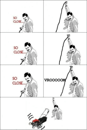 19 Funny Mercury Meme That Make You Laugh All Day | MemesBoy: SO  CLOSE...  SO  CLOSE...  SO  VROOOOOM  CLOSE... 19 Funny Mercury Meme That Make You Laugh All Day | MemesBoy
