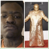 DCYoungfly weighs in on CeeLoGreen's outfit tonight at the GrammyAwards! 😂💯 @DCYoungfly WSHH: So  d DCYoungfly weighs in on CeeLoGreen's outfit tonight at the GrammyAwards! 😂💯 @DCYoungfly WSHH