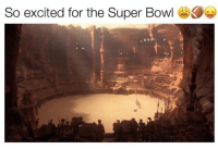 Credit: Matt Holt: So excited for the Super Bowl Credit: Matt Holt