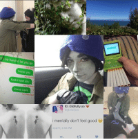 so hard to let you go  I miss you  fuck I love you  Come back  O!  Not Delive fed  v. G Glofully.xo  @glofullyxo  i mentally don't feel good  3/3/17, 3:55 PM  GAMEBOY a cosplay aesthetic I made for @can_i_just_draw ! DM or comment if you want me to make one for you!