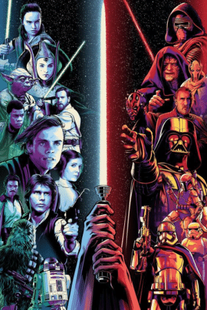 So how would you sum up the Skywalker Saga?: So how would you sum up the Skywalker Saga?