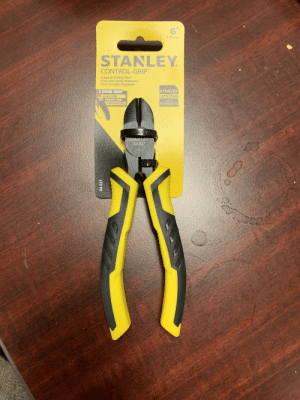 So, I bought some pliers online to cut Zip Ties.: So, I bought some pliers online to cut Zip Ties.