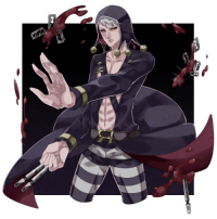 So I finally made it to the King Crimson vs Metallica arc in Vento Aureo and holy shit I forgot how good that was. Risotto Nero is still one of my all time favorite Jojo villains.   Sauce: https://danbooru.donmai.us/posts/2253420: So I finally made it to the King Crimson vs Metallica arc in Vento Aureo and holy shit I forgot how good that was. Risotto Nero is still one of my all time favorite Jojo villains.   Sauce: https://danbooru.donmai.us/posts/2253420