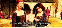 Black, Http, and Net: So l was all like, 'drathergetthe black plague  than  goout with vou http://iglovequotes.net/