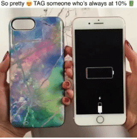 Candy, Iphone, and Love: So pretty  TAG someone who's always at 10% Need this for going out! @luxylemon Love this candy holo marble battery case 😍 Best battery case of 2018 🥇 Keep charged when you need it most. 25% OFF HOLIDAY SALE! Use code HAPPY25 at checkout 💥 plug overnight and keep charged all day. Available for iPhone & Samsung at www.luxylemon.com 🍋 shop and follow @luxylemon @luxylemon
