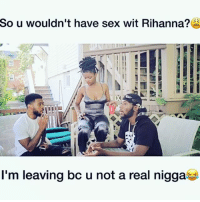 Click link in my bio for full episode of Unfiltered: lmao I don't believe a dude will wait for a woman that's in jail for 5 years n not cheat that's just bullshit n @karl.pericles swear if he's married he won't cheat but I don't believe it..... me n @handsome_rebel was trying to bring him to light but he's fronting.. I won't mind if a dude holding me down I jail n he got a few side joints bc I'm not here to satisfy his needs call me crazy 😩 tagafriend balleralert theshaderoom thecutlife unfiltered hoodclips urban viral worldstar wshh cardib rihanna breakfastclub amberrose migos nickiminaj rickross beyonce blacchyna drake fashionbombdaily kodakblack tbt frenchmontana kimkardashian kyliejenner nbadraft travisscott betawards tmz frenchmontana: So  u wouldn't have sex wit Rihanna?  I'm leaving bc u not a real nigga Click link in my bio for full episode of Unfiltered: lmao I don't believe a dude will wait for a woman that's in jail for 5 years n not cheat that's just bullshit n @karl.pericles swear if he's married he won't cheat but I don't believe it..... me n @handsome_rebel was trying to bring him to light but he's fronting.. I won't mind if a dude holding me down I jail n he got a few side joints bc I'm not here to satisfy his needs call me crazy 😩 tagafriend balleralert theshaderoom thecutlife unfiltered hoodclips urban viral worldstar wshh cardib rihanna breakfastclub amberrose migos nickiminaj rickross beyonce blacchyna drake fashionbombdaily kodakblack tbt frenchmontana kimkardashian kyliejenner nbadraft travisscott betawards tmz frenchmontana