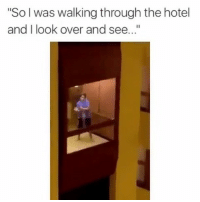 "Bruhhhh 💀💀💀 savage hahaha haha funny lol lmao lmfao done meme whitepeople hood instafunny hilarious comedy bruh nochill weak icanteven smh thuglife ctfu omg 420 weed lit followme: ""So was walking through the hotel  and I look over and see..."" Bruhhhh 💀💀💀 savage hahaha haha funny lol lmao lmfao done meme whitepeople hood instafunny hilarious comedy bruh nochill weak icanteven smh thuglife ctfu omg 420 weed lit followme"