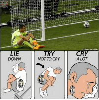 Juventus fans right now https://t.co/8Uv55jZU7n: SOCCER  LIE  DOWN  TRY  NOT TO CRY  UVENTUS  @Troll Football  CRY  A LOT  UVENTUS Juventus fans right now https://t.co/8Uv55jZU7n