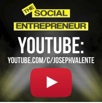 Memes, Party, and youtube.com: SOCIAL  ENTREPRENEUR  YOUTUBE  YOUTUBE.COM/C/JOSEPHVALENTE Fashionably late to the party... but my new Youtube Channel is live!  Make sure you SUBSCRIBE to my YouTube channel to see all the latest content I produce! (https://t.co/qlnmxZBRlf)  Tell me what your favourite video of mine is in the comments 👇 https://t.co/OhPBzAgyvN