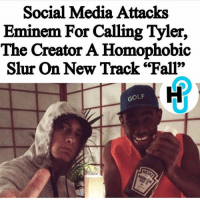 "That Joyner Lucas track went stupid, and Normal had a nigga in sad nigga hours • ➫➫➫ Follow @Larnite for more funny posts daily! • (Ignore: memes like4like wshh funny music love comedy goals): Social Media Attacks  Eminem For Calling Tyler,  The Creator A Homophobic  Slur On New Track ""Fall""  GOLF That Joyner Lucas track went stupid, and Normal had a nigga in sad nigga hours • ➫➫➫ Follow @Larnite for more funny posts daily! • (Ignore: memes like4like wshh funny music love comedy goals)"