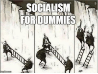 Memes, Socialism, and 🤖: SOCIALISM  FOR DUMMIES