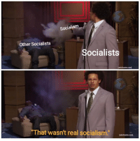 """Socialism, Page, and Com: Socialism  Other Socialists  Socialists  [adultswim.com)  That wasn't real socialismlenincae  [adultswim.com] <p>Has the bubble popped? Front page says no. via /r/MemeEconomy <a href=""""https://ift.tt/2qW0ue2"""">https://ift.tt/2qW0ue2</a></p>"""