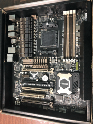 Asus Motherboard Led Control