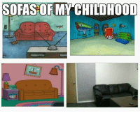 SpongeBob, Casting Couch, and Couch: SOFAS OF MY CHILDHOOD I used to get Sandy up on my casting couch 😍😍😘😘😩😁😁😁