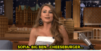 """<p><a href=""""https://www.youtube.com/watch?v=9uSuV58SfUI&amp;list=UU8-Th83bH_thdKZDJCrn88g&amp;index=2"""" target=""""_blank"""">Sofia Vergara doesn&rsquo;t have her Steelers trivia down quite yet&hellip;</a><br/></p>: SOFIA? BIG BEN...CHEESEBURGER. <p><a href=""""https://www.youtube.com/watch?v=9uSuV58SfUI&amp;list=UU8-Th83bH_thdKZDJCrn88g&amp;index=2"""" target=""""_blank"""">Sofia Vergara doesn&rsquo;t have her Steelers trivia down quite yet&hellip;</a><br/></p>"""