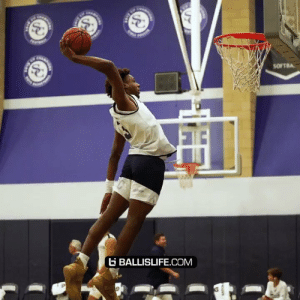 Bronny James is starting looking more and more explosive by the day... A little over a year ago he couldn't even dunk!! https://t.co/CYK3W6K7AJ: SOFTBA  age  BALLISLIFE.COM Bronny James is starting looking more and more explosive by the day... A little over a year ago he couldn't even dunk!! https://t.co/CYK3W6K7AJ